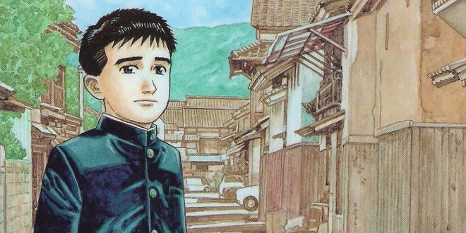 bande dessinée bd enfance famille Japon