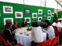 Petit-déjeuner avec Carole Martinez, Lire en Poche 2017