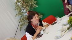 Petit-déjeuner avec Catherine Poulain, Lire en Poche 2017