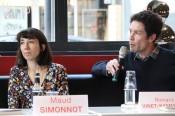 Rencontre avec Maud Simonnot et Romaric Vinet-Kammerer, Escale du Livre 2017