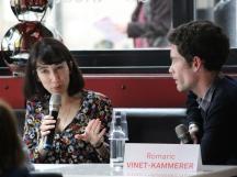 Maud Simonnot, Romaric Vinet-Kammerer