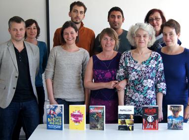 Le jury du Prix 2015