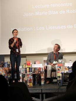 Marisa, Jean-Marie Blas de Roblès