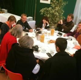 Petit-déjeuner avec Caryl Férey, Lire en Poche 2015
