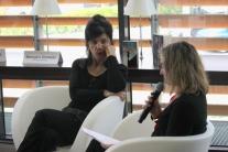 Rencontre avec Agnès Desarthe et Brigitte Giraud, Lire en Poche 2016