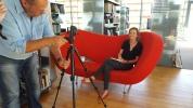 Making of des vidéos coups de coeurs France 3/Lire en Poche 2016