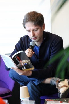 Rencontre avec Gilles Abier, Lire en Poche 2016