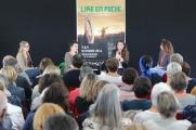 """""""La ferveur d'être libre"""", rencontre avec Véronique Ovaldé et Leonor De Récondo, Lire en Poche 2016"""