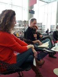 Rencontre avec Ron Rash, Lettres du Monde 2016