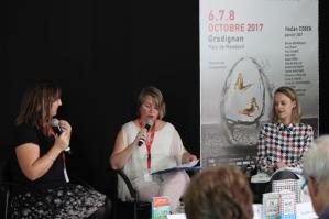 Virginie Grimaldi, Babeth, Aurélie Valognes