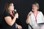 Rencontre avec Aurélie Valognes et Virginie Grimaldi, Lire en Poche 2017
