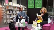 Rencontre avec Victor Pouchet, Escale du Livre 2017