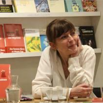 Petit-déjeuner avec Aline Kiner, Escale du Livre 2018