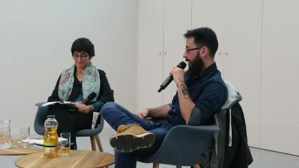 Rencontre avec Thomas Vinau, Escale du livre 2018