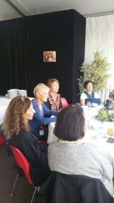 Petit-déjeuner avec Françoise Bourdin, Lire en Poche 2018