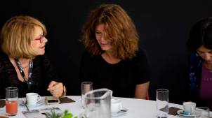Petit-déjeuner avec Maylis de Kerangal, Lire en Poche 2018