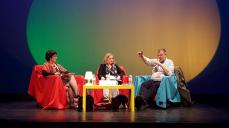 Laetitia Coudeyras, Bérengère Zgainski, Martin Winckler