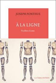 A la ligne de Joseph Ponthus
