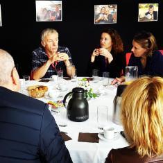 Petit-déjeuner avec Jean-Christophe Rufin, Lire en Poche 2019