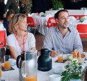 Petit déjeuner avec Michel Bussi, Lire en Poche 2019
