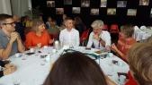 Petit-dejeuner avec Laurent Gaudé, Lire en poche 2019