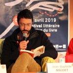 Jean-Baptiste Maudet, Escale du Livre 2019