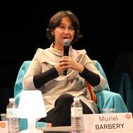 Rencontre avec Muriel Barbery, Escale du Livre 2019