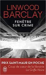 Fenêtre sur crime, de Linwood Barcay